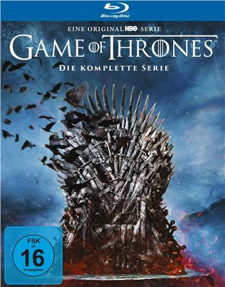 Game of Thrones - Die komplette Serie (33 Blu-rays)