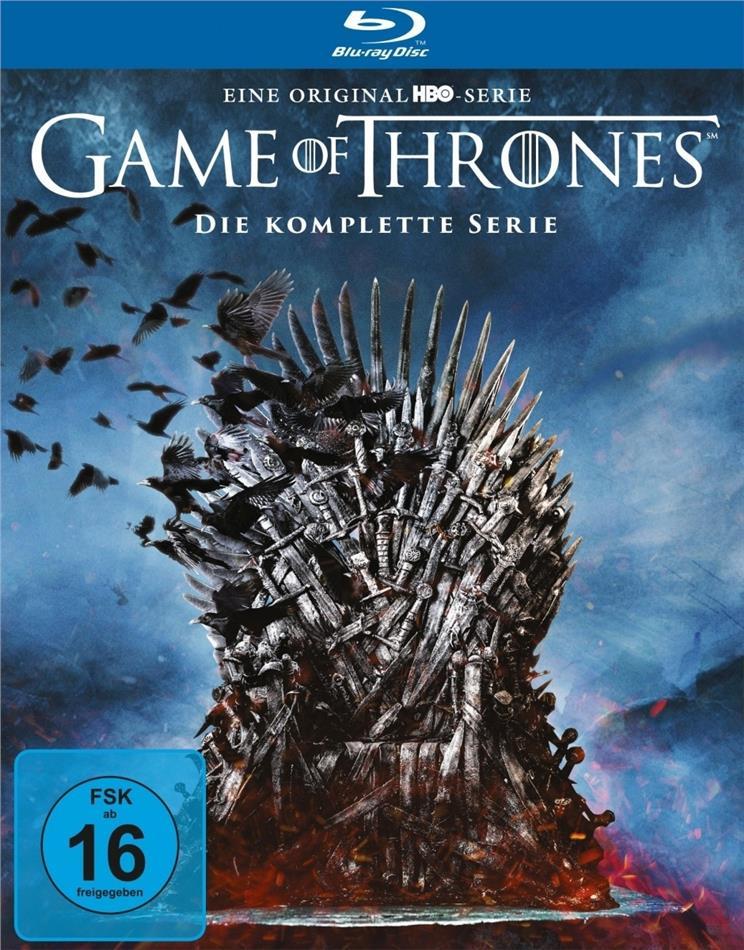 Game of Thrones - Die komplette Serie (33 Blu-rays)