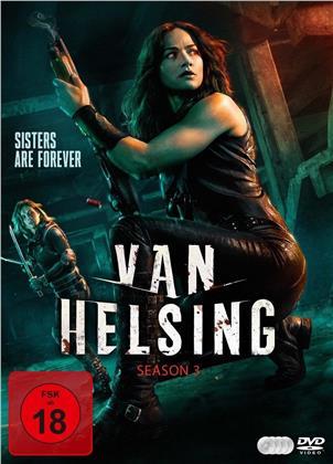 Van Helsing - Staffel 3 (4 DVDs)