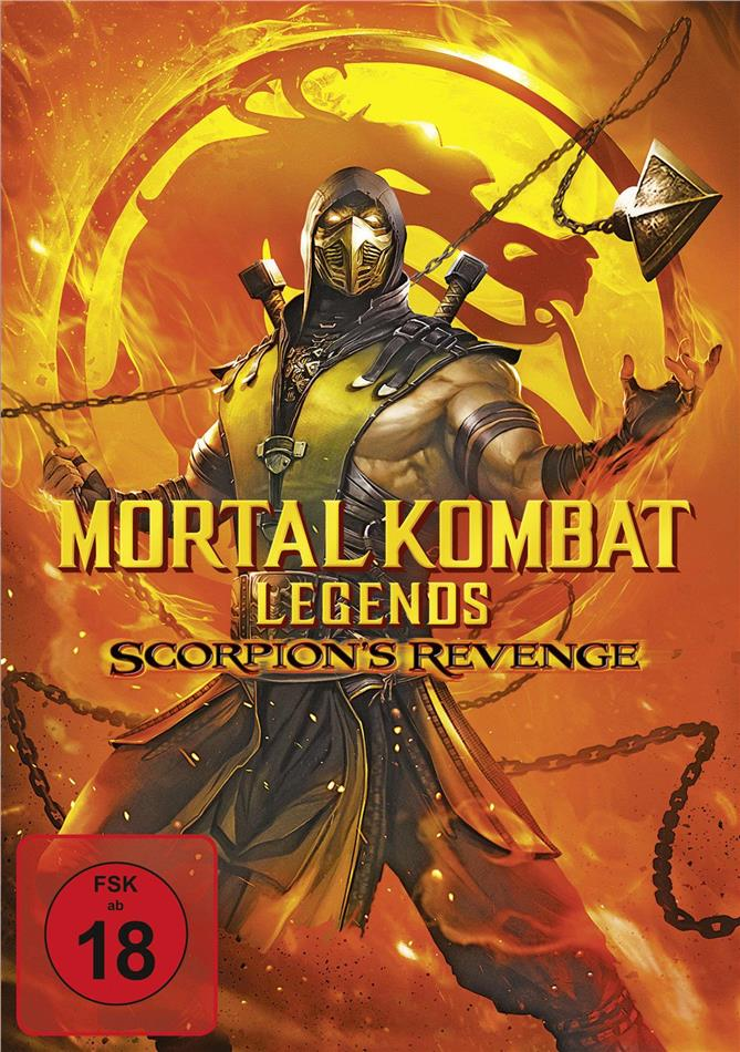 Mortal Kombat Legends - Scorpion's Revenge (2020)