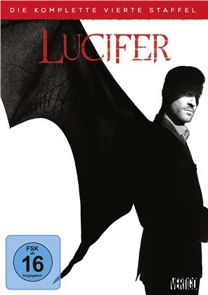 Lucifer - Staffel 4 (2 DVDs)