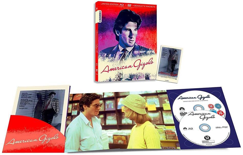 American Gigolo (1980) (I Numeri 1, Edizione Limitata, Blu-ray + DVD)