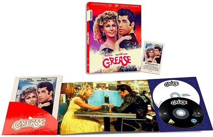 Grease (1978) (I Numeri 1, Edizione Limitata, Blu-ray + DVD)