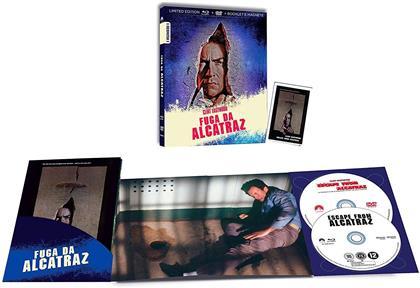 Fuga da Alcatraz (1979) (I Numeri 1, Limited Edition, Blu-ray + DVD)