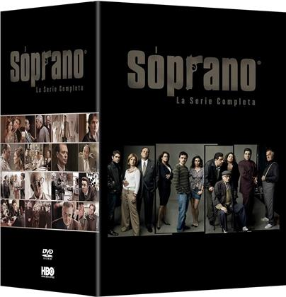 I Soprano - La Serie Completa - Stagioni 1-6 (28 DVDs)