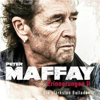 Peter Maffay - Erinnerungen 2 - Die stärksten Balladen (2 LPs)