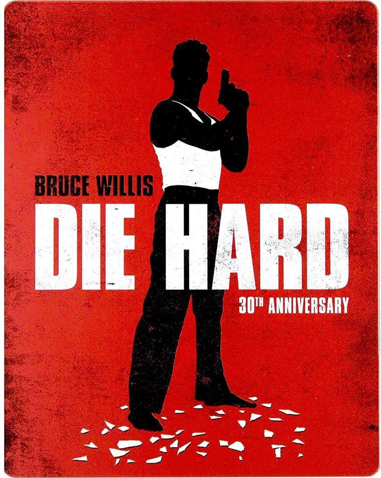 Die Hard - Trappola di Cristallo (1988) (30th Anniversary Edition, Steelbook)