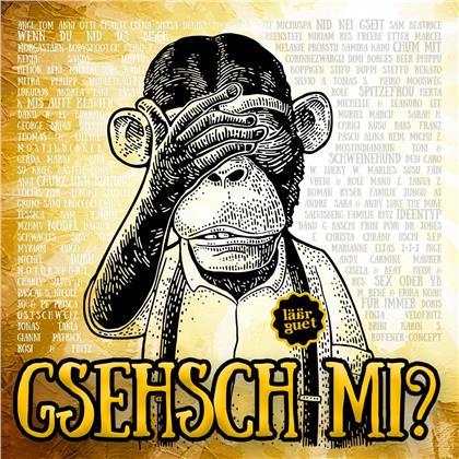 Läärguet - Gsehsch mi?