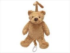 Plüsch Spieldose Teddy Mange 27 cm