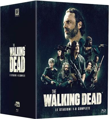 The Walking Dead - Stagioni 1-8 Complete (34 Blu-rays)