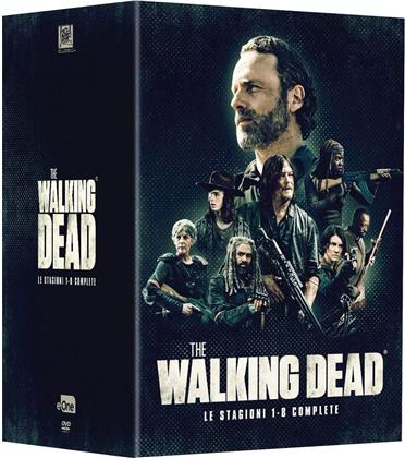 The Walking Dead - Stagioni 1-8 Complete (Box, 35 DVDs)