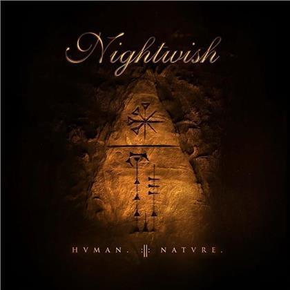 Nightwish - Human.:II:Nature. (Deluxe Edition, 2 CDs)
