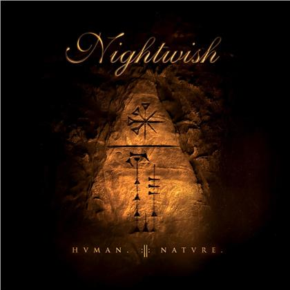 Nightwish - Human. :II: Nature. (Earbook, 3 CDs)