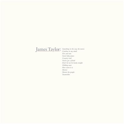 James Taylor - Greatest Hits (2020 Reissue, Remastered, LP)