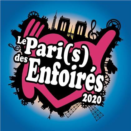 Les Enfoirés - Le Pari(s) des Enfoirés 2020 (2 CD)