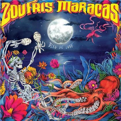 Zoufris Maracas - Bleu De Lune (LP)