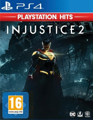 PlayStation Hits - Injustice 2