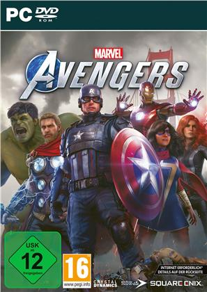 Marvel`s Avengers