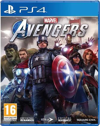 Marvel's Avengers [PS4/Upgrade to PS5]