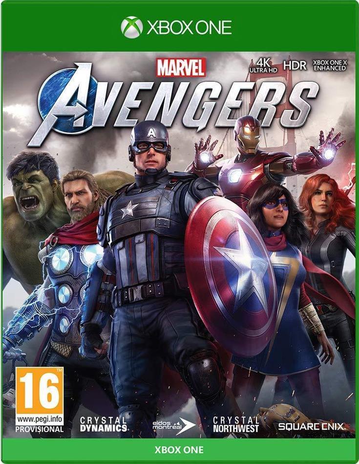 Marvel's Avengers [XONE/XSX]