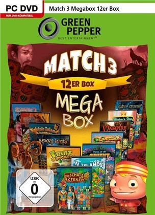 Green Pepper - Das grosse Match 3-Mega Box