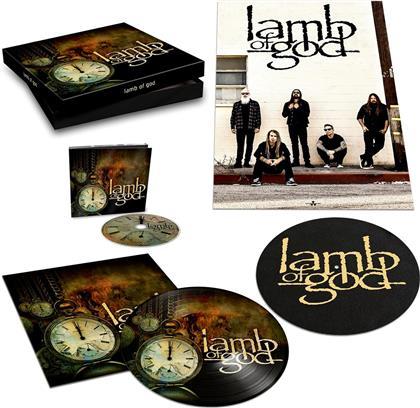 Lamb Of God - --- (Limited Boxset, + Slipmat, 2 LPs)