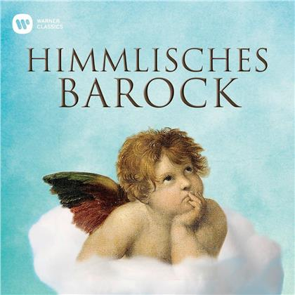 Huggett, Marriner, Parrott, van Asperen & Agenta - Himmlisches Barock