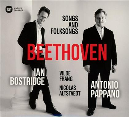 Ludwig van Beethoven (1770-1827), Ian Bostridge, Vilde Frang, Nicolas Altenstaedt & Antonio Pappano - Lieder & Volkslieder - Songs And Folksongs