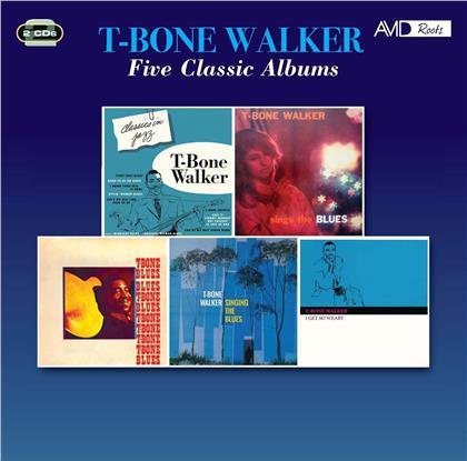 T-Bone Walker - Five Classic Albums (Boxset, 2 CDs)