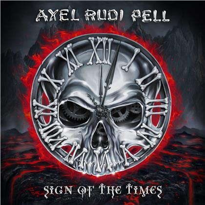 Axel Rudi Pell - Sign Of The Times (Limited Boxset, 2 LPs + CD)