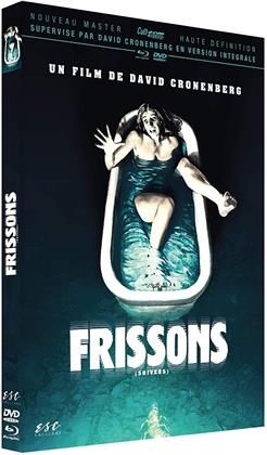 Frissons (1975) (Nouveau Master Haute Definition, Digibook, Blu-ray + DVD)