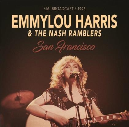 Emmylou Harris & The Nash Ramblers - San Francisco 1993
