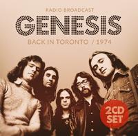 Genesis - Back In Toronto / 1974 (2CD) (2 CDs)