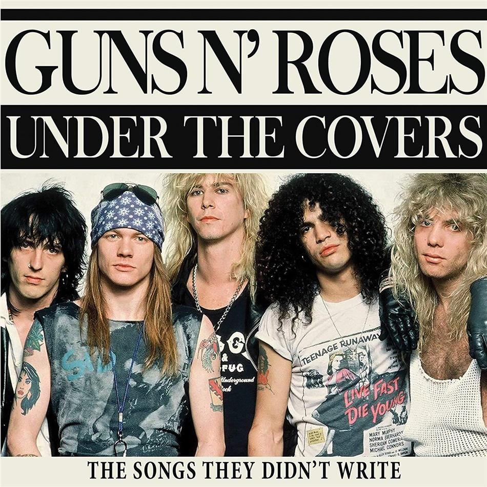 Guns N' Roses - Under The Covers (2020 Reissue, Deluxe Edition, 2 LPs)