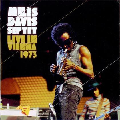 Miles Davis Septet - Vienna Stadthalle 1973 (2 LPs)