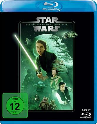 Star Wars - Episode 6 - Die Rückkehr der Jedi-Ritter (1983) (Line Look, 2 Blu-rays)
