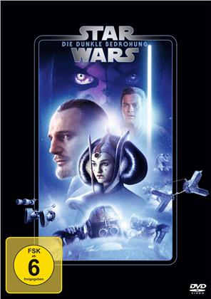 Star Wars - Episode 1 - Die dunkle Bedrohung (1999) (Line Look, Neuauflage)
