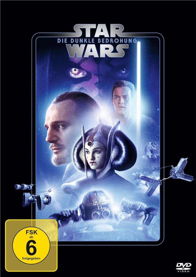 Star Wars - Episode 1 - Die dunkle Bedrohung (1999) (Line Look, Neuauflage)