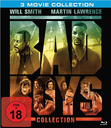 Bad Boys Collection - 3 Movie Collection (3 Blu-rays)