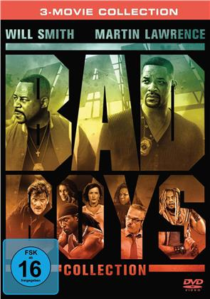 Bad Boys Collection - 3-Movie Collection (3 DVDs)