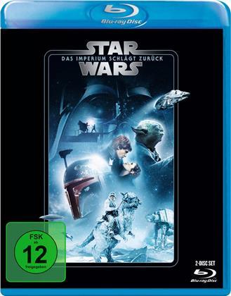 Star Wars - Episode 5 - Das Imperium schlägt zurück (1980) (Line Look, 2 Blu-rays)