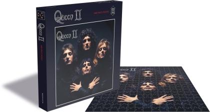 Queen: Queen II - 1000 Piece Jigsaw Puzzle