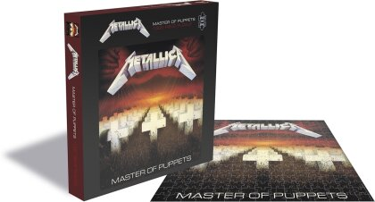 Metallica: Master Of Puppets - 1000 Piece Jigsaw Puzzle