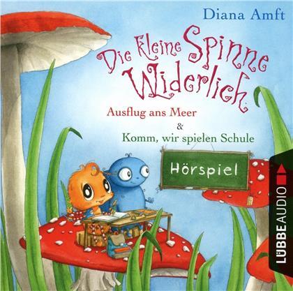 Diana Amft - Die kleine Spinne Widerlich: Ausflug ans Meer & Ko