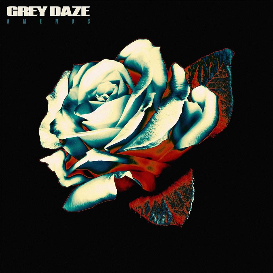 Grey Daze (Chester Bennington Of Linkin Park) - Amends (Limited Casebound Book)