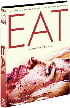 Eat (2013) (Cover A, Edizione Limitata, Mediabook, Blu-ray + DVD)