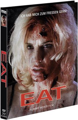 Eat (2013) (Cover B, Limited Edition, Mediabook, Blu-ray + DVD)