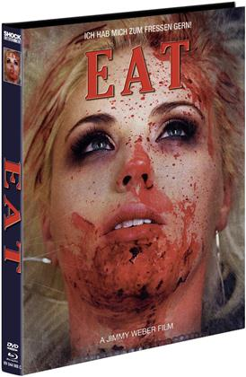Eat (2013) (Cover C, Limited Edition, Mediabook, Blu-ray + DVD)