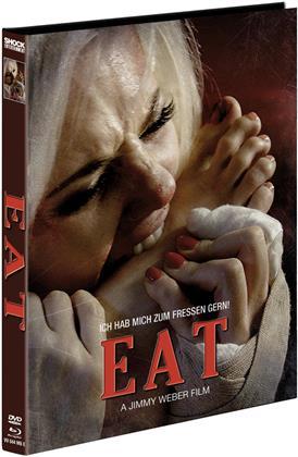 Eat (2013) (Cover E, Edizione Limitata, Mediabook, Blu-ray + DVD)