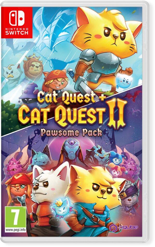 Cat Quest + Cat Quest 2 - (Pawsome Pack)